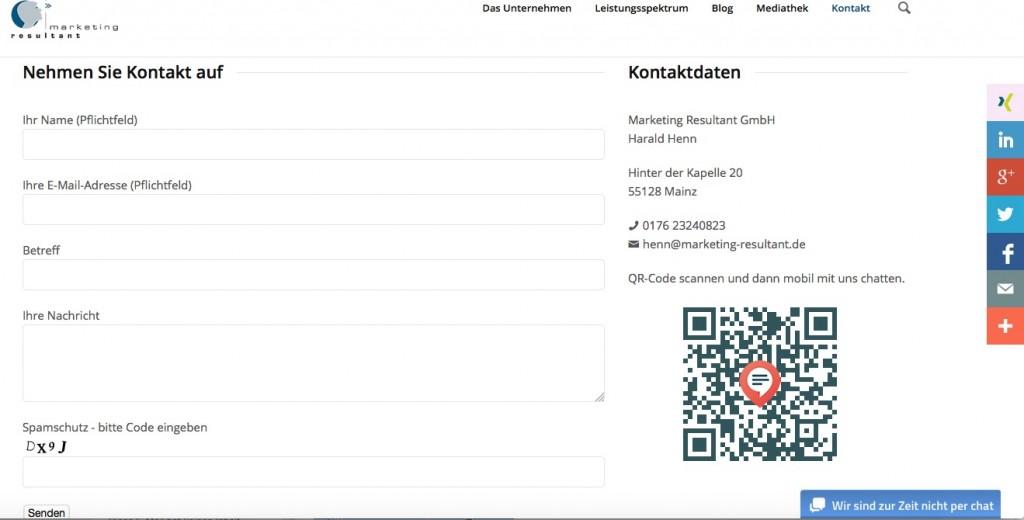 Service to go von smoope - Instant Messaging