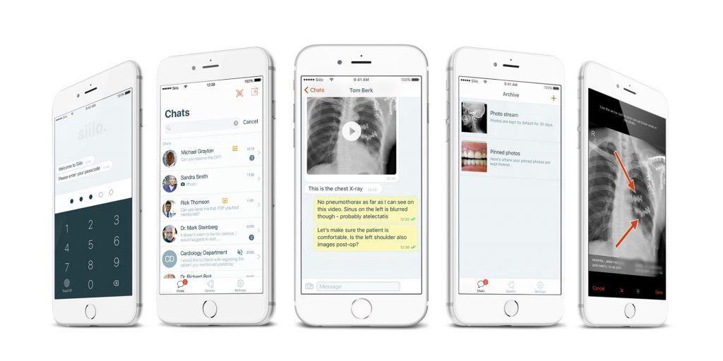 siilo: Sichere Instant Messenger im Gesundheitswesen