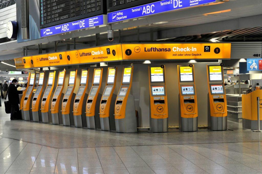 Customer Service 2020: Self-Service Terminals Lufthansa