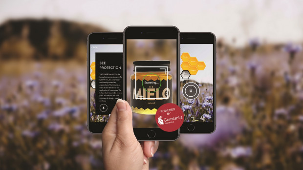 Augmented Reality für Customer Experience: Wenn die Verpachung spricht